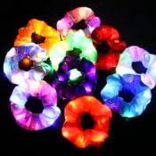 LED Scrunchies