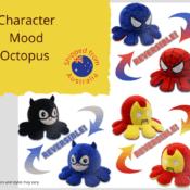 Character Mood Octopus