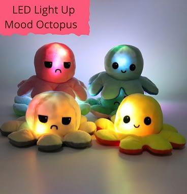 LED Mood Octopus